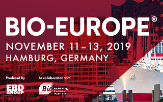 Bio-Europe, Nov 11-13 in Hamburg